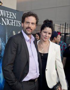 Сайлас Уэйр Митчелл со своей женой